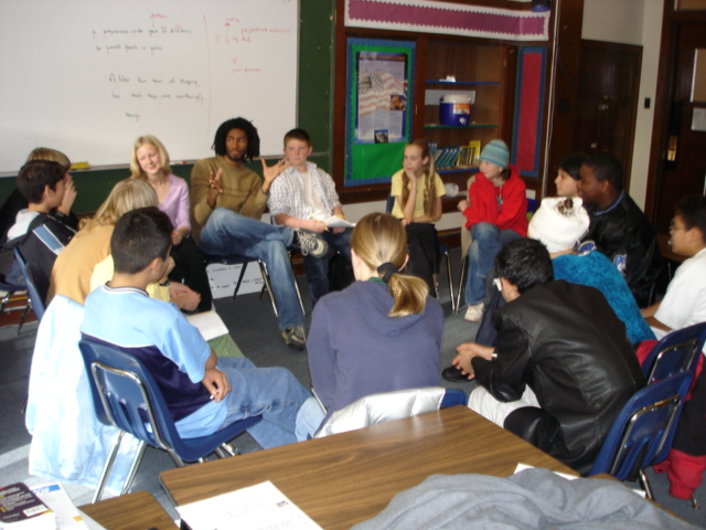 teaching morals in school