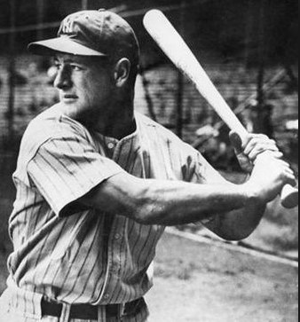 lou gehrig - Google Search