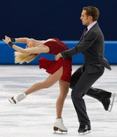 olympic skating mistakes - duet